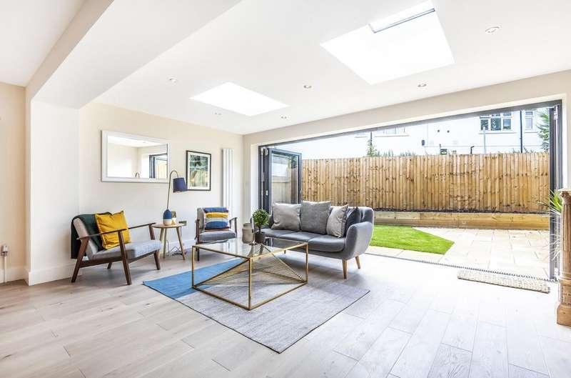 3 Bedrooms Semi Detached House for sale in Scylla Road Peckham SE15