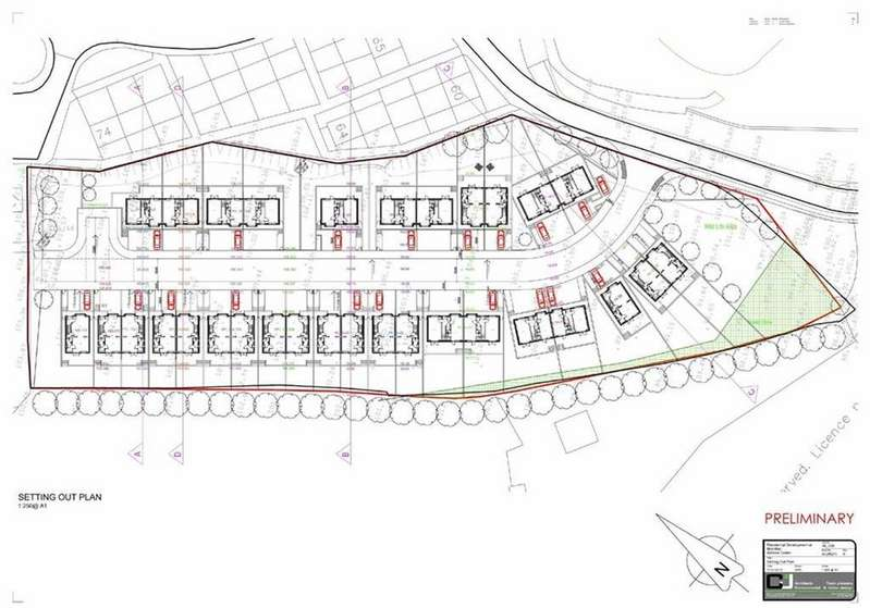 4 Bedrooms Land Commercial for sale in Brynithel, Abertillery