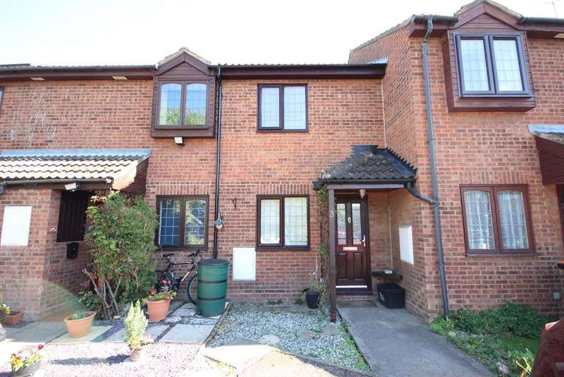 2 Bedrooms Terraced House for sale in Old School Gardens, Barton Le Clay , MK45