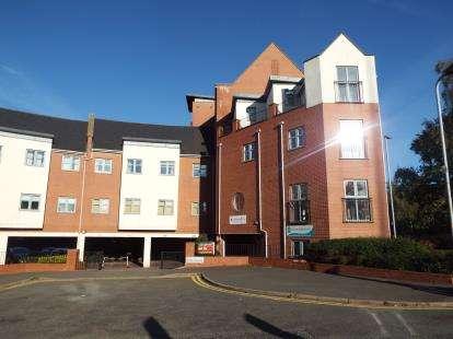 2 Bedrooms Flat for sale in Tempest Street, Wolverhampton Town Centre, Wolverhampton, West Midlands