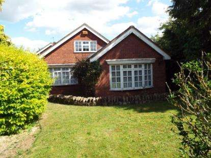 4 Bedrooms Bungalow for sale in Bullington End Road, Castlethorpe, Milton Keynes, Bucks