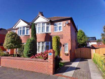 3 Bedrooms Semi Detached House for sale in Tresco Avenue, Stretford, Manchester, Greater Manchester