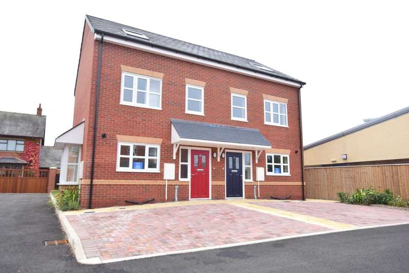 3 Bedrooms Town House for sale in Plot 8,The Larkspur, Ruskin Road, Freckleton