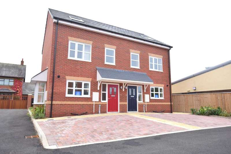 3 Bedrooms Town House for sale in Plot 3, The Larkspur, Ruskin Road, Freckleton