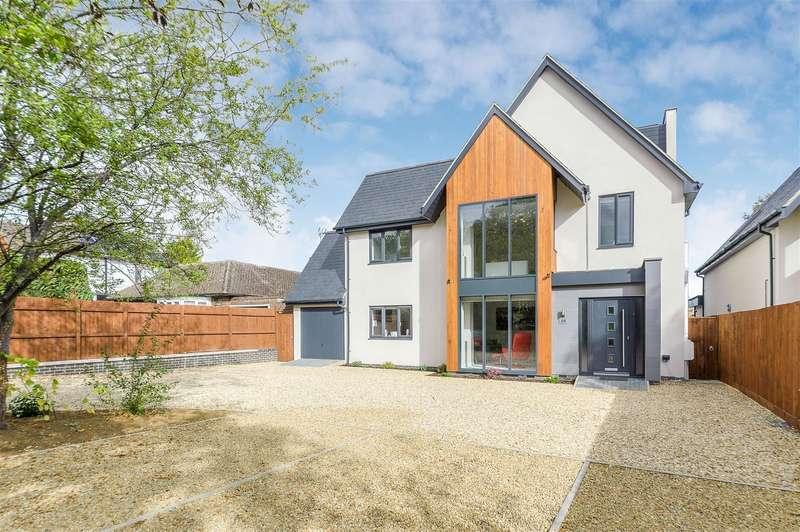 5 Bedrooms Detached House for sale in Hardwick Road, Wellingborough