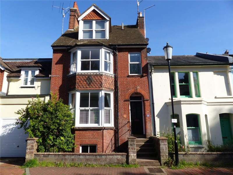 4 Bedrooms Terraced House for sale in Talbot Terrace, Lewes, East Sussex, BN7