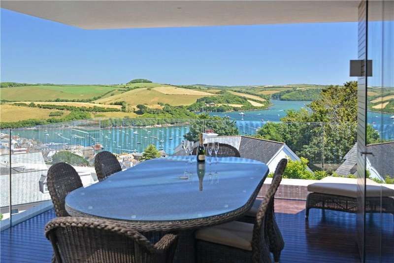 6 Bedrooms Detached House for sale in Bonaventure Road, Salcombe, TQ8