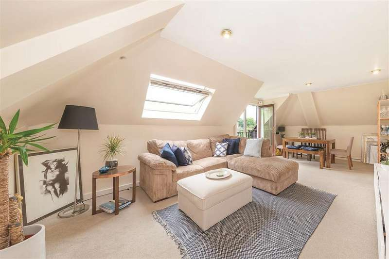 2 Bedrooms Flat for sale in Cambalt Road, SW15