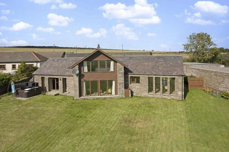 4 Bedrooms Detached House for sale in Middle House, Monikie
