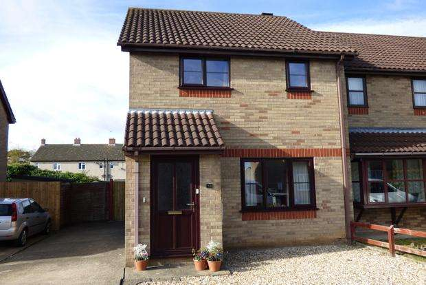 3 Bedrooms End Of Terrace House for sale in Swallow Drive, Louth, LN11