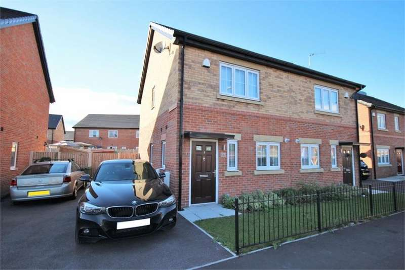 2 Bedrooms Semi Detached House for sale in Page Lane, Widnes, Cheshire