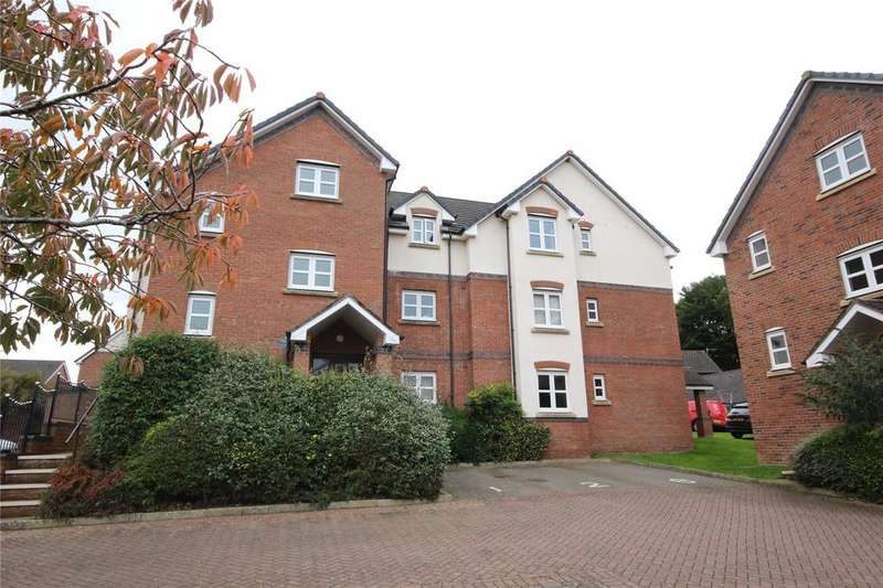 2 Bedrooms Apartment Flat for sale in 3 Pennine View Close, Carlisle, Cumbria