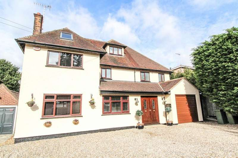 5 Bedrooms Detached House for sale in Park Road, Brentwood, Essex, CM14