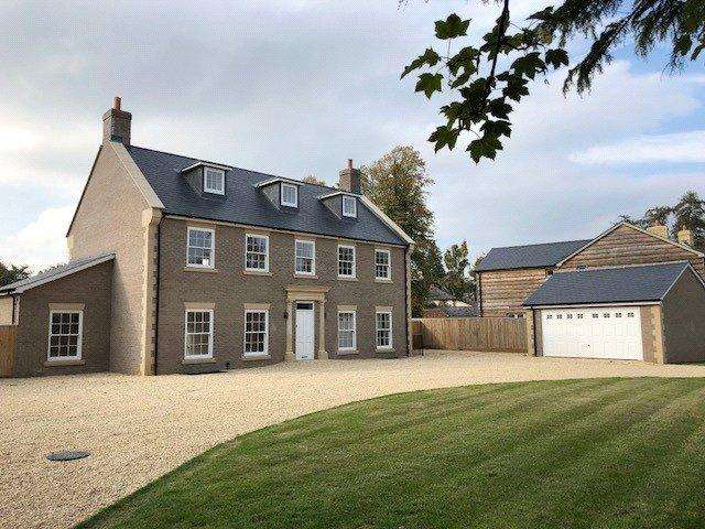 4 Bedrooms Detached House for sale in Peppard Common, Henley-on-Thames, Oxfordshire, RG9
