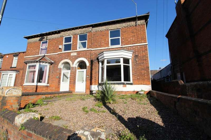 3 Bedrooms Semi Detached House for sale in Trinity Street, Gainsborough