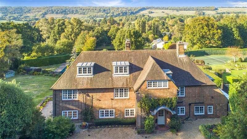 6 Bedrooms Detached House for sale in Sandrock Road, Westcott, Dorking, Surrey, RH4