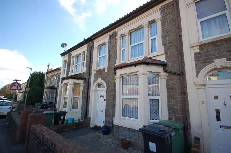 2 Bedrooms Terraced House for sale in Chase Road, Kingswood, Bristol, BS15 1TS