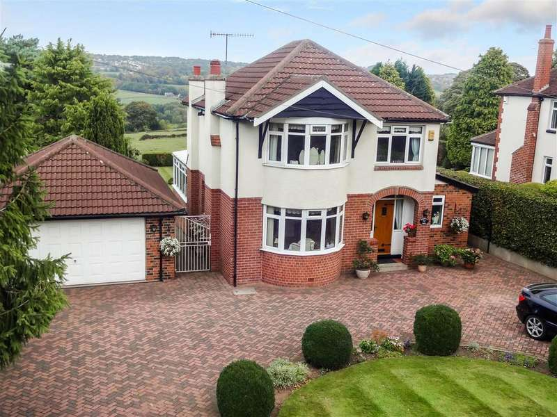 3 Bedrooms Detached House for sale in Town Gate, Calverley