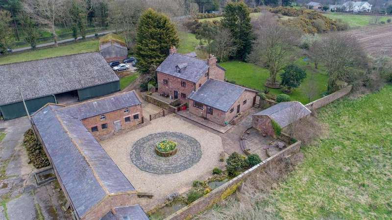 5 Bedrooms House for sale in Character Farm House Barns with Planning Approval, Dunstan Lane, Burton