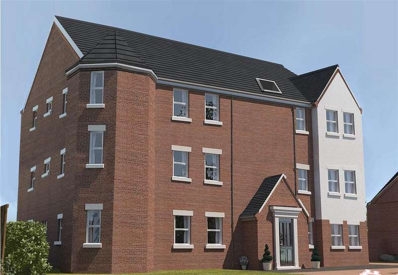 2 Bedrooms Apartment Flat for sale in Saltergate, Chesterfield