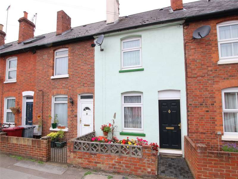 2 Bedrooms Terraced House for sale in Swansea Road, Reading, Berkshire, RG1