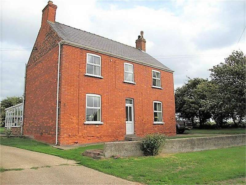 4 Bedrooms Country House Character Property for sale in Kiln House Lane, Tunstall, Hull, East Riding of Yorkshire