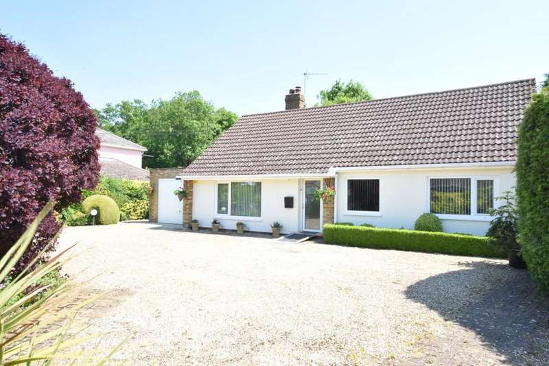 3 Bedrooms Chalet House for sale in Bury Road, Lawshall
