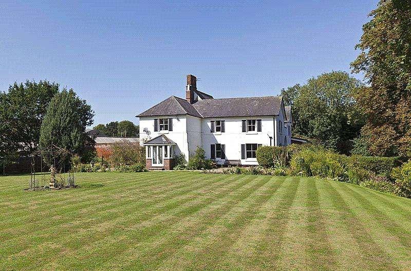 5 Bedrooms Detached House for sale in Bucks Green, Bedingfield, Eye, Suffolk