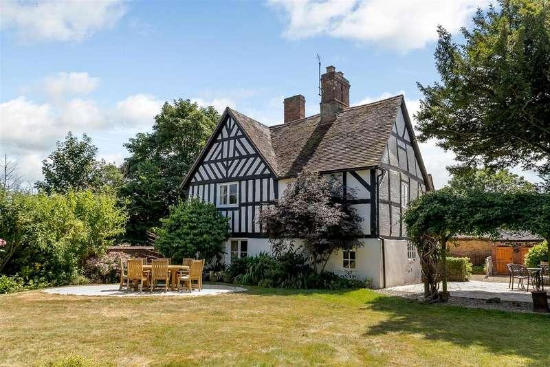 5 Bedrooms Detached House for sale in Ladbroke, Southam, Warwickshire
