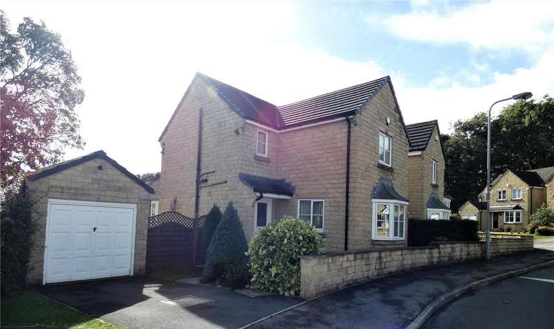3 Bedrooms Detached House for sale in Peregrine Way, Westwood Park, Bradford, BD6