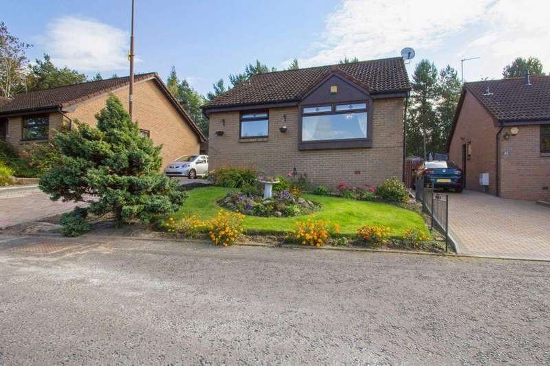 3 Bedrooms Detached Bungalow for sale in 47 Kirkfield View, Livingston, EH54 7BS