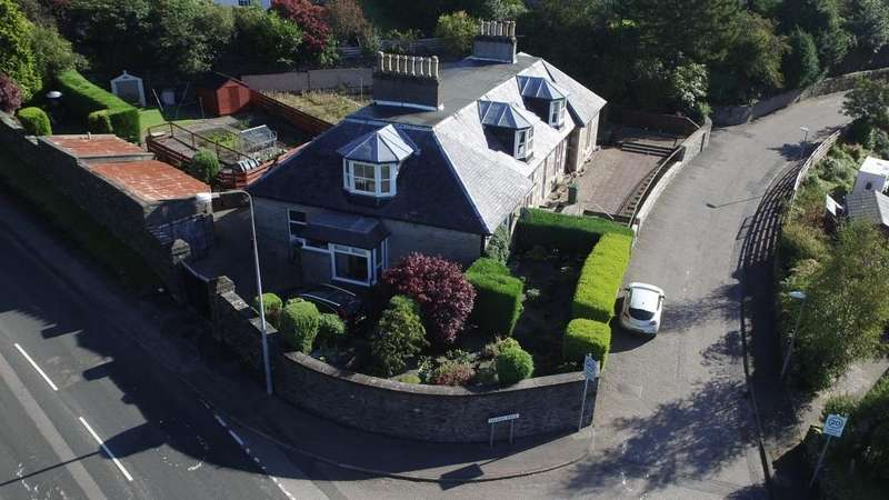 4 Bedrooms Semi-detached Villa House for sale in Erskine Manse Brae, Lochgilphead, PA31 8QZ