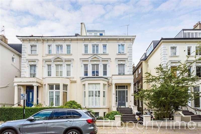 1 Bedroom Flat for sale in Belsize Park Gardens, Belsize Park, London