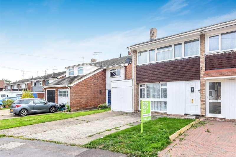 3 Bedrooms Semi Detached House for sale in Wedderburn Close, Winnersh, Wokingham, Berkshire, RG41