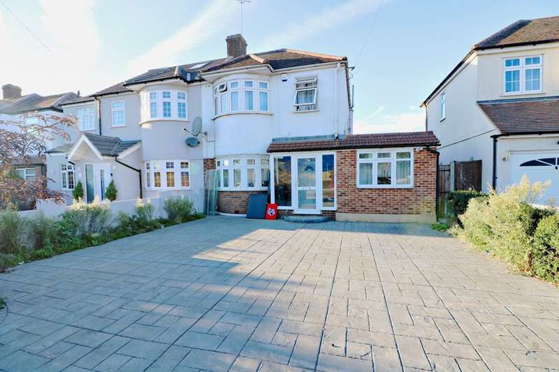 5 Bedrooms Semi Detached House for sale in Forest Road, Ilford, IG6