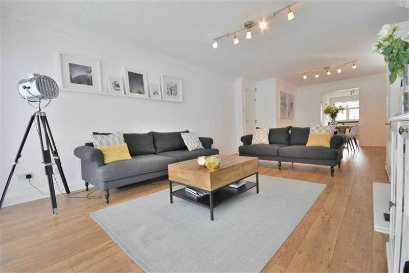2 Bedrooms Flat for sale in Neeld Crescent, Hendon, London