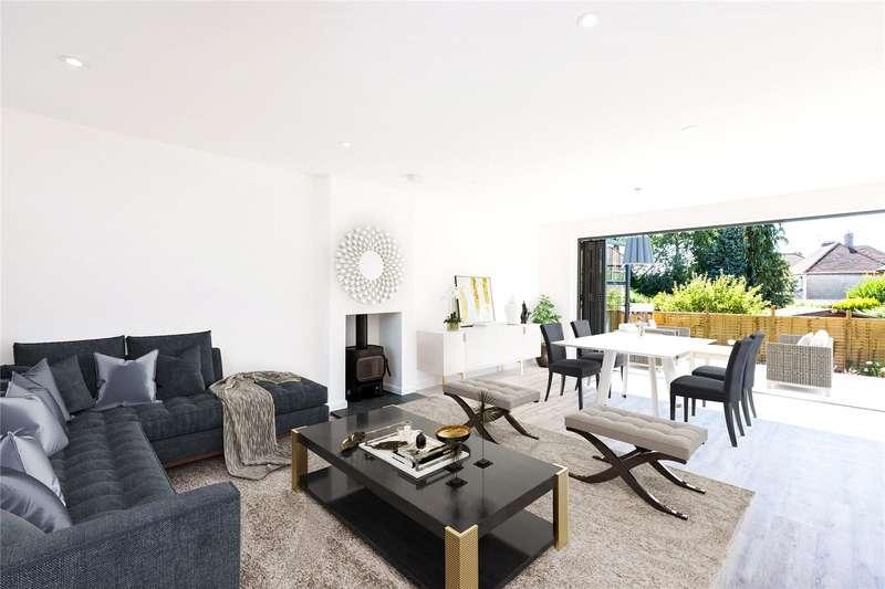 3 Bedrooms Detached House for sale in Birdwood Road, Maidenhead, Berkshire, SL6