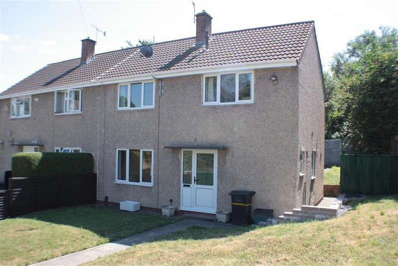 4 Bedrooms Semi Detached House for sale in Waterbridge Road, Withywood, Bristol, BS13 8PR