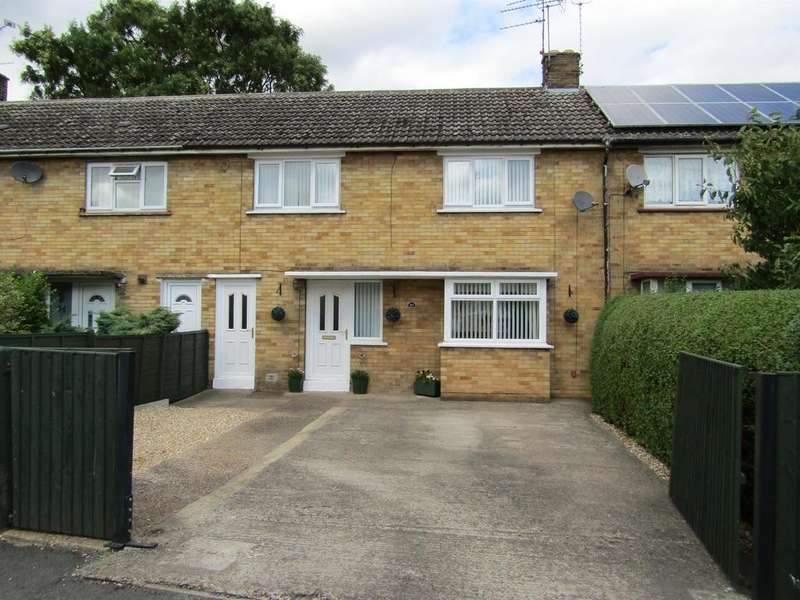 3 Bedrooms Terraced House for sale in Heapham Crescent, Gainsborough, DN21 1TB