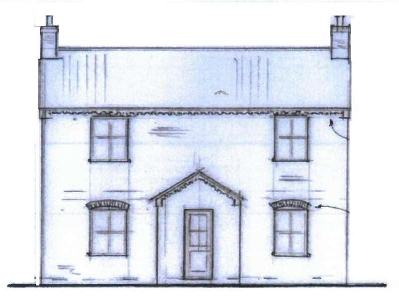 3 Bedrooms Plot Commercial for sale in Willoughby Road, Cumberworth, Alford, LN13 9LF