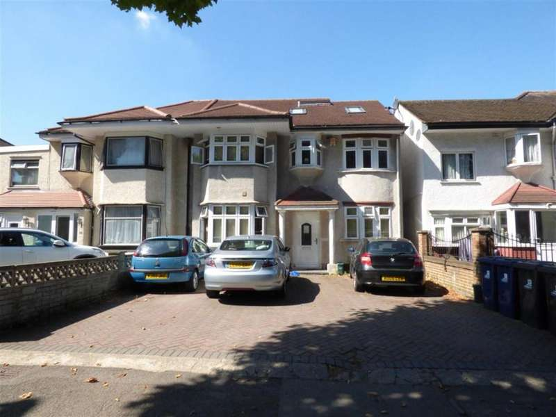 9 Bedrooms Semi Detached House for sale in Boston Gardens, Hanwell, W7