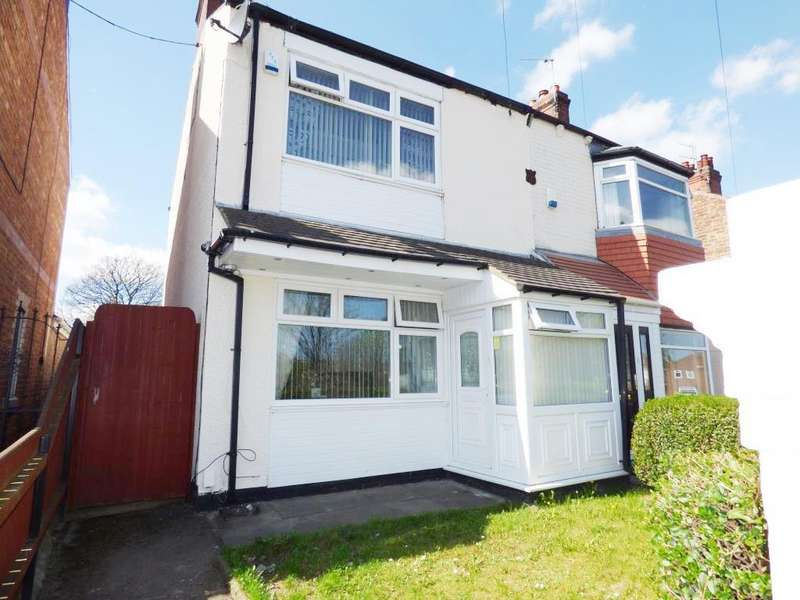 3 Bedrooms Semi Detached House for sale in Normanby Road, Normanby, Middlesbrough, TS6