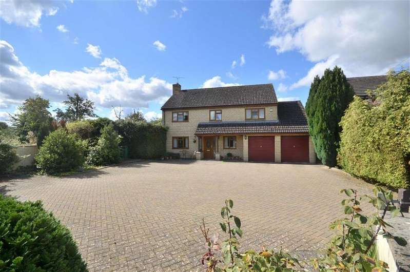 4 Bedrooms Detached House for sale in Pound House, Stroud Road, Whaddon, Gloucester, GL
