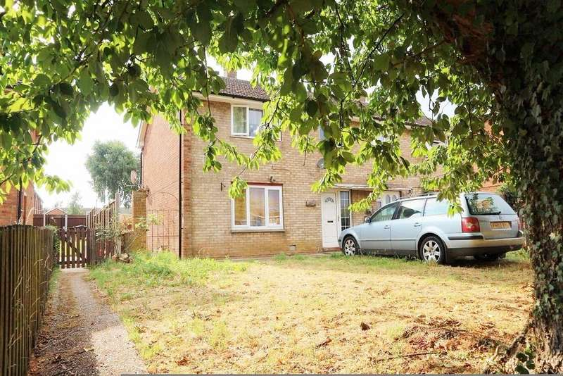 3 Bedrooms Semi Detached House for sale in Colne Court, Grantham NG31