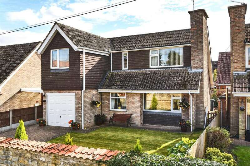 4 Bedrooms Detached House for sale in Church Lane, Waddington, LN5