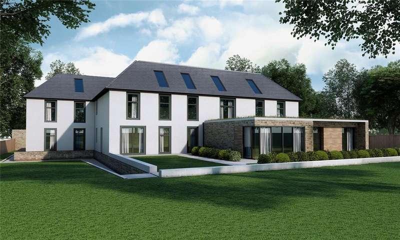 2 Bedrooms Apartment Flat for sale in PLOT 10, Allerton Park, Chapel Allerton, Leeds