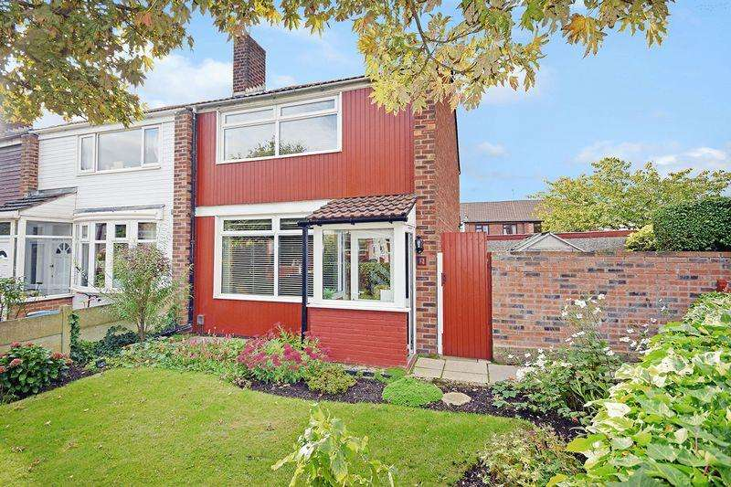3 Bedrooms Town House for sale in Hadfield Close, Widnes
