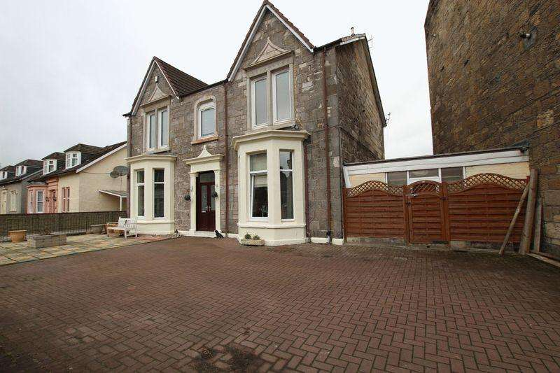 3 Bedrooms Flat for sale in Glasgow Road, Dumbarton