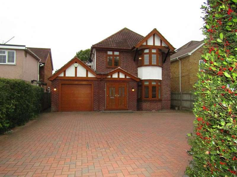 5 Bedrooms Detached House for sale in Langley Road, Slough, Berkshire, SL3 7TG