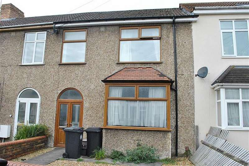 3 Bedrooms Terraced House for sale in Bellevue Road, St George, Bristol
